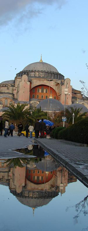 istanbul tours and travel, byzantine and ottoman relics tour