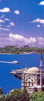 istanbul tours and travel, private bosphorus and dolmbahce palace tour