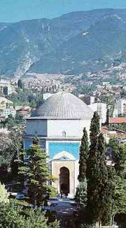 istanbul tours and travel, private green bursa tour