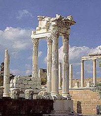 Pergamum tour turkey